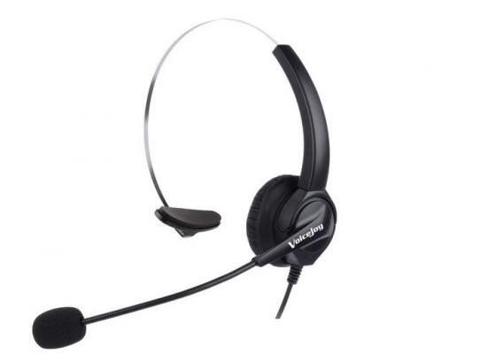 Headphone One Ear call center AUX