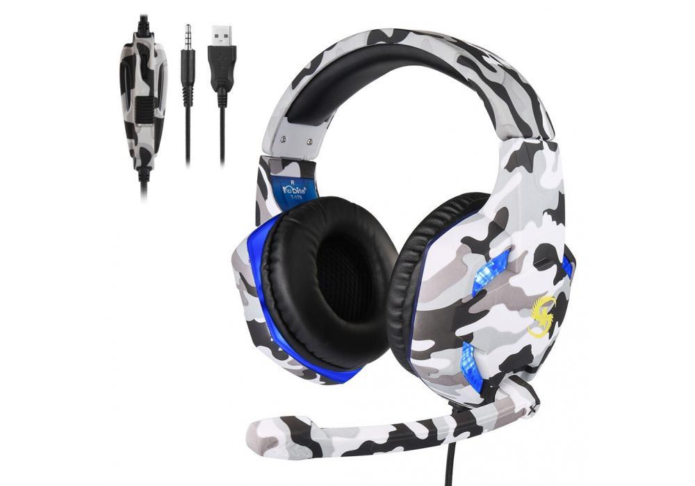 Kubite Game Headphones T-176 Wired