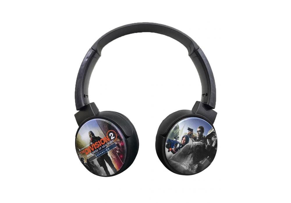 Headset Games EV-018 Super AUX