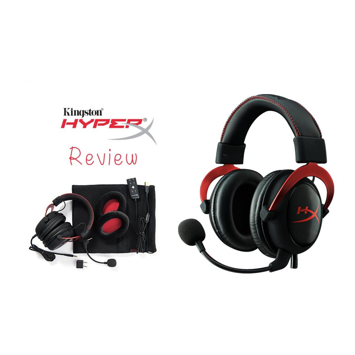 hyperx cloud ii gaming headset gts amman jordan. Black Bedroom Furniture Sets. Home Design Ideas