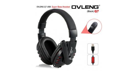 Headset Gaming OVLENG Q7