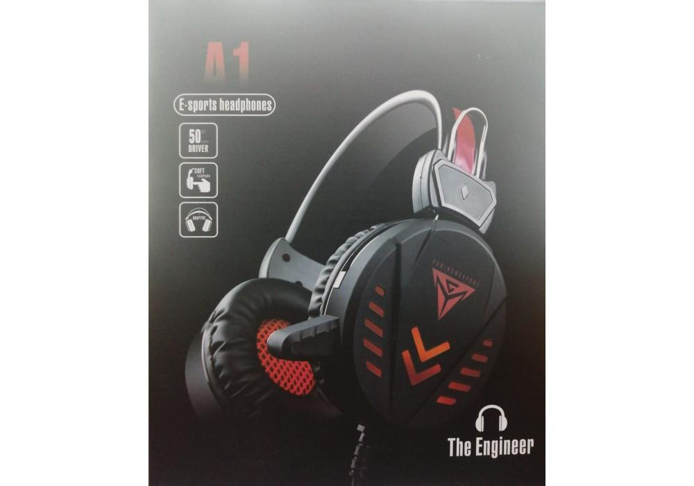 Gaming Headphone Headset with Microphone A1