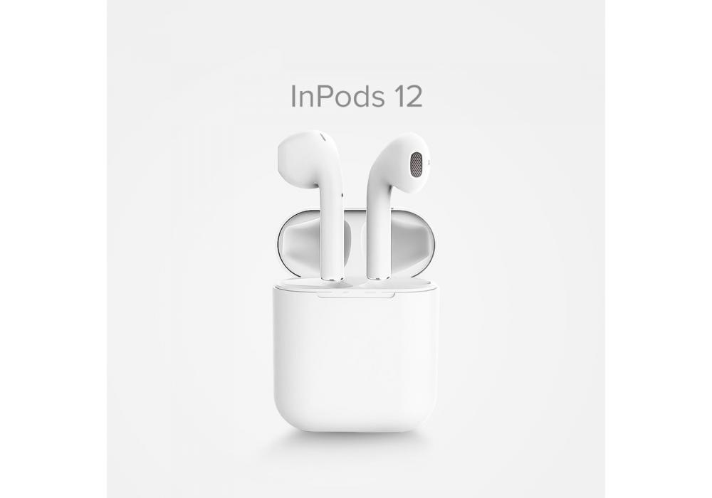 Earphone inPods 12  Bluetooth