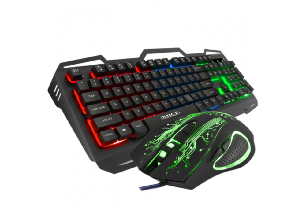Combo Gaming keyboard+Mouse KM-690