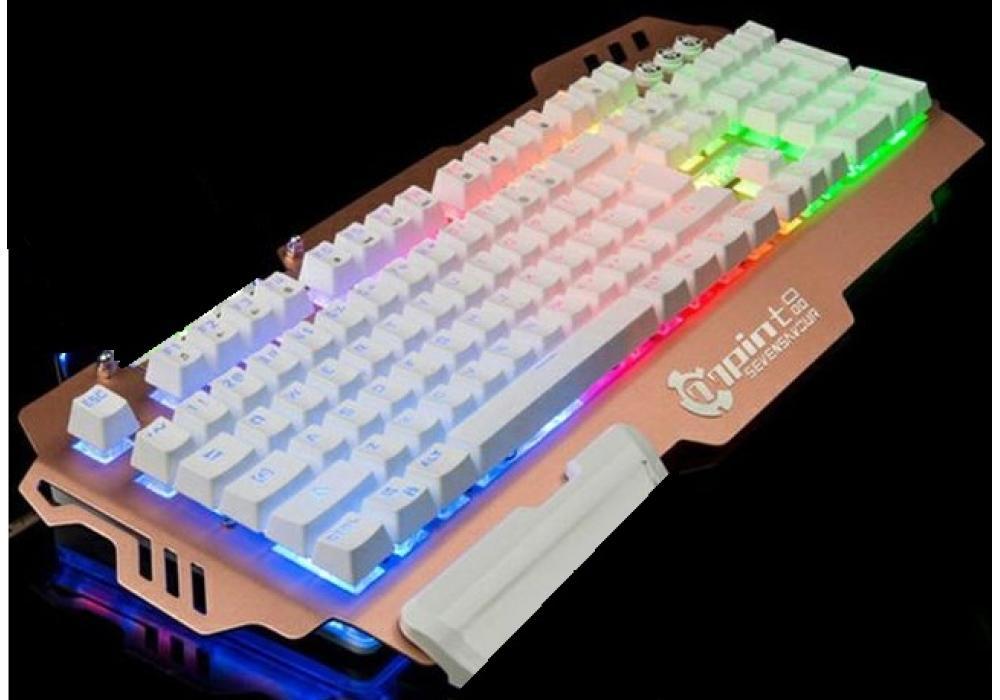 Gaming Keyboard & Mouse Ergonomic X93