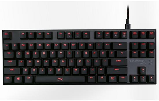 HyperX Alloy FPS Pro Mini Gaming Keyboard