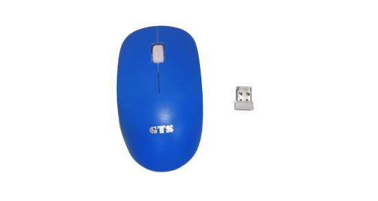 GTS Mouse  Wireless 2 blue