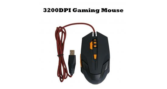 Gaming Mouse G-706