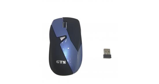 GTS Mouse  Wireless 1 Blue
