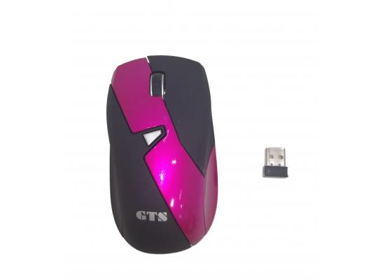 GTS Mouse  Wireless 1 Pink