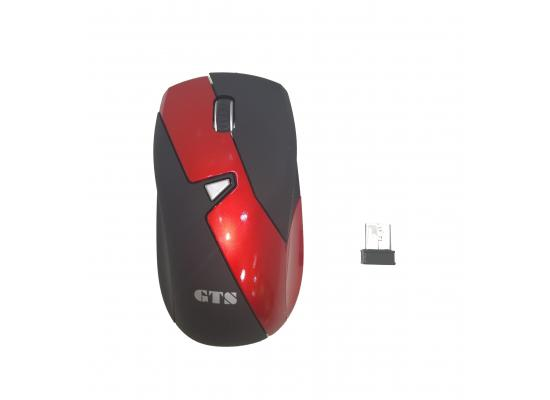 GTS Mouse  Wireless 1 Red