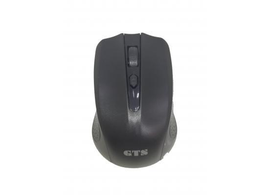 GTS Mouse  Wireless ARROW  Black