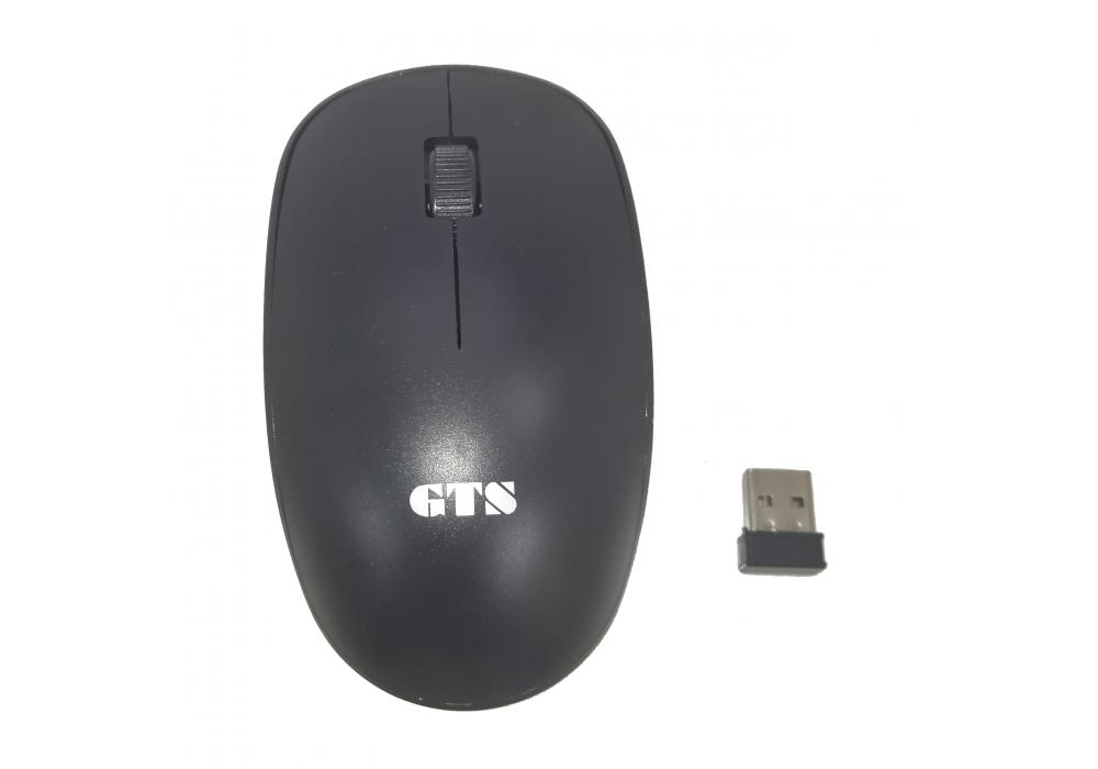 GTS Mouse  Wireless 5 black