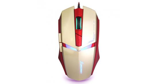 Gaming Mouse KUDIAOW IRON MAN G20