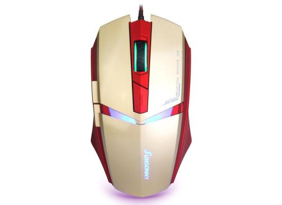 Gaming Mouse KUDIAOW IRON MAN G20