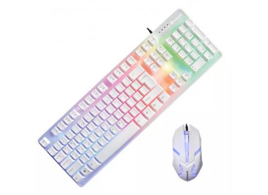 Shipadoo Gaming Keyboard + Mouse