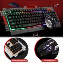 E-Sports  Combo K33 Gaming keyboard+Mouse Wird