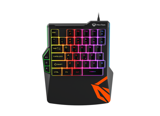 Meetion Left One-Handed Gaming Keyboard KB015