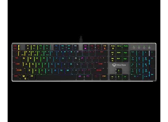 Meetion Ultra-thin Mechanical Keyboard RGB Wired MK80