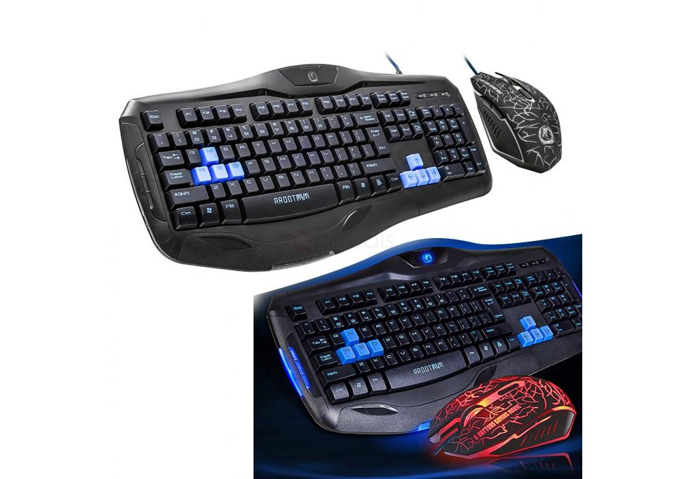 Keyboard and Mouse Gaming