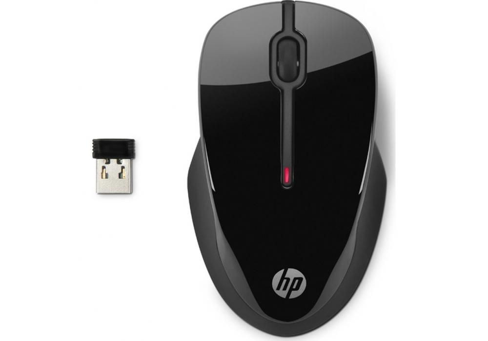 HP Mouse X3500