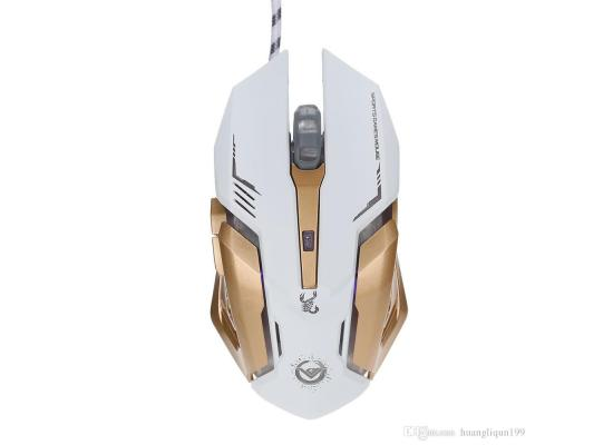 IRON MAN Metal Gaming Mouse