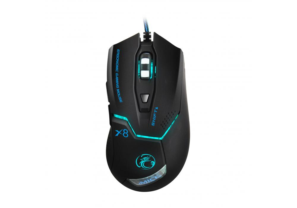 Gaming Mouse i MICE X8