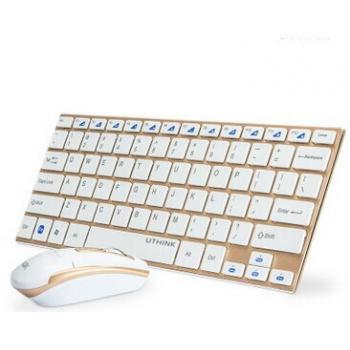 Keyboard and Optical Mouse Wireless Mini