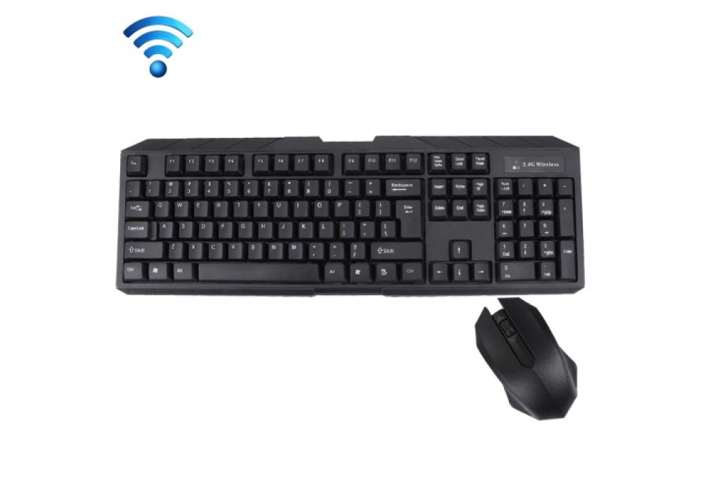 Combo Mouse+Keyboard Wireless ZK-820