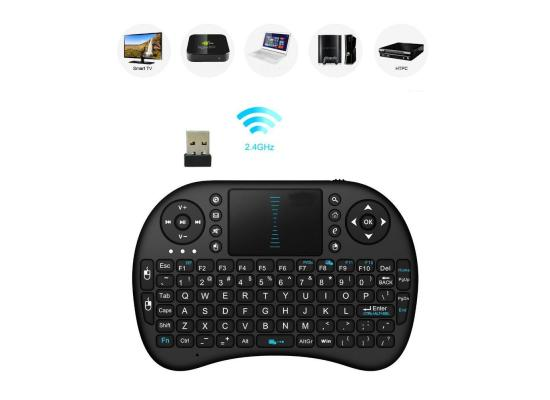 Riiteck Remote Control Wireless Keyboard And Mouse