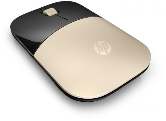 HP Wireless Mouse Z3700 Gold