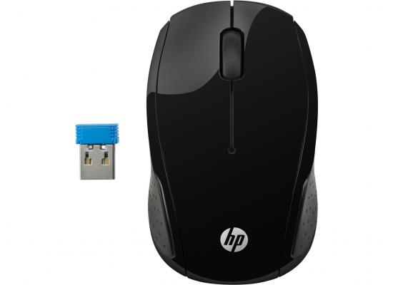 HP Wireless Mouse 200 Black