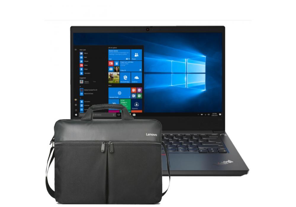 Laptop Lenovo  ThinkPad E14-Core i5 10th Generation 2GB RADEON RX 640 + Carry Case Original