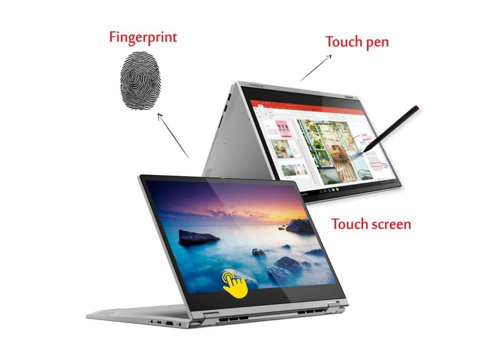 Laptop Lenovo Ideapad C340-15IWL X360 TOUCH  Core i7