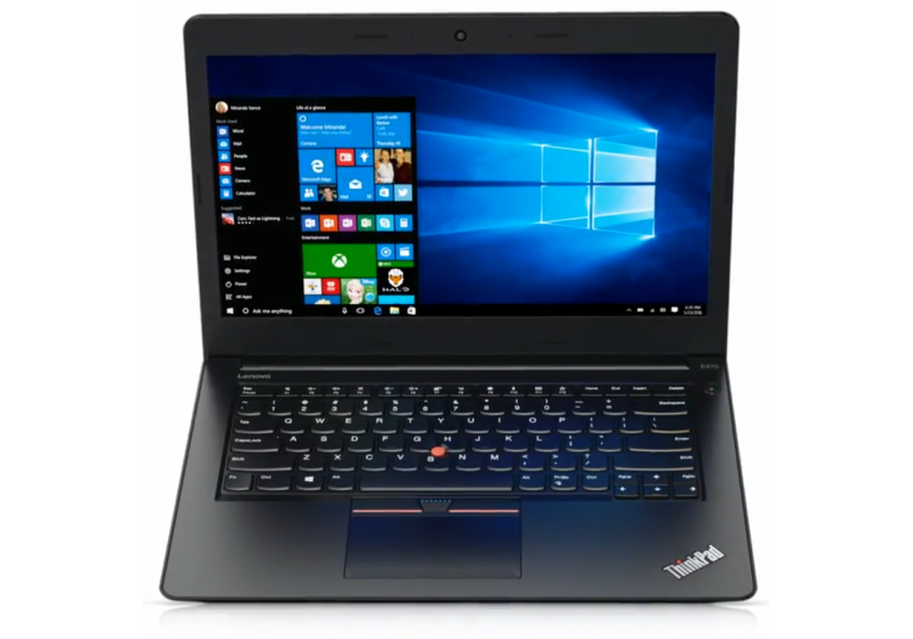 Lenovo ThinkPad E470-Core i5
