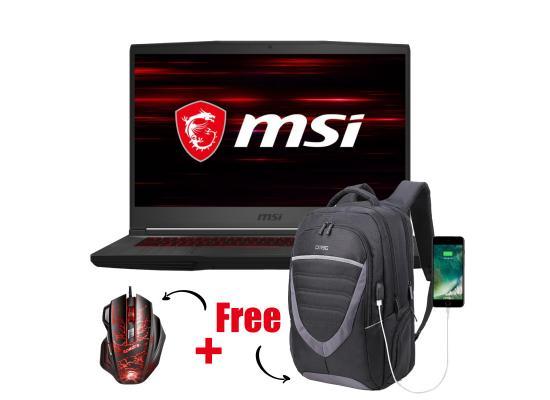 Laptop MSI GF65 Leopard  Core i7 10th Generation GTX 1660TI 6GB  DDR6
