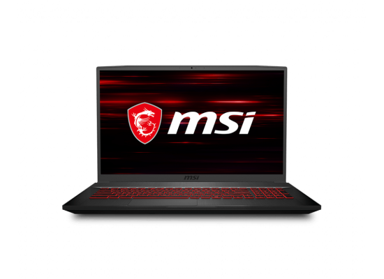 Laptop MSI GF75 Thin  Core i5 10th Generation GTX 1650 4GB DDR6