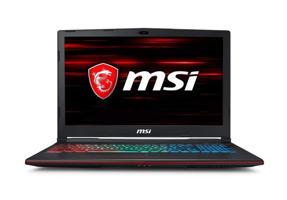 Laptop MSI GP63 LEOPARD  GTX 1070  8th Generation