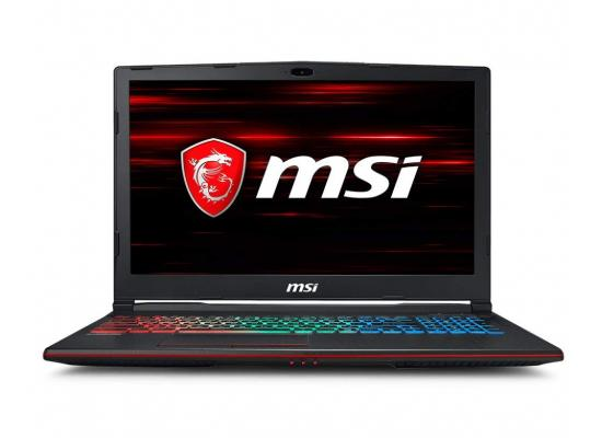 Laptop MSI GP63 LEOPARD  GTX 1070  8th Generation