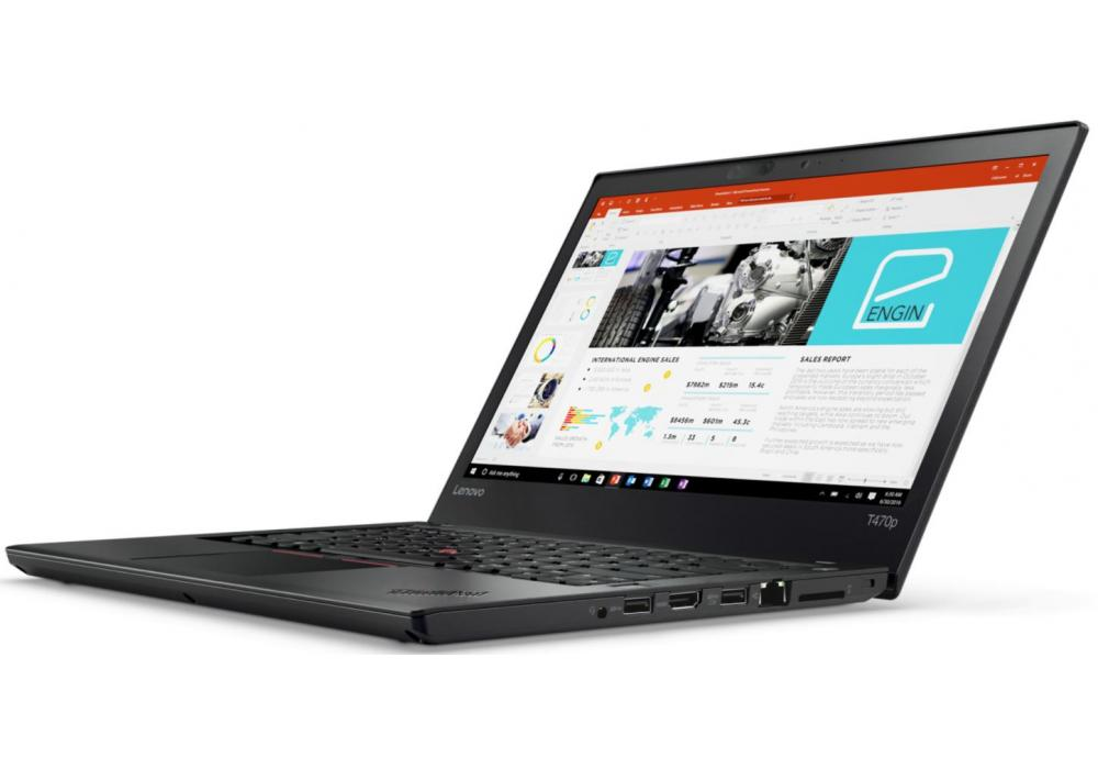 Lenovo ThinkPad T470p Core i7 - 512 SSD