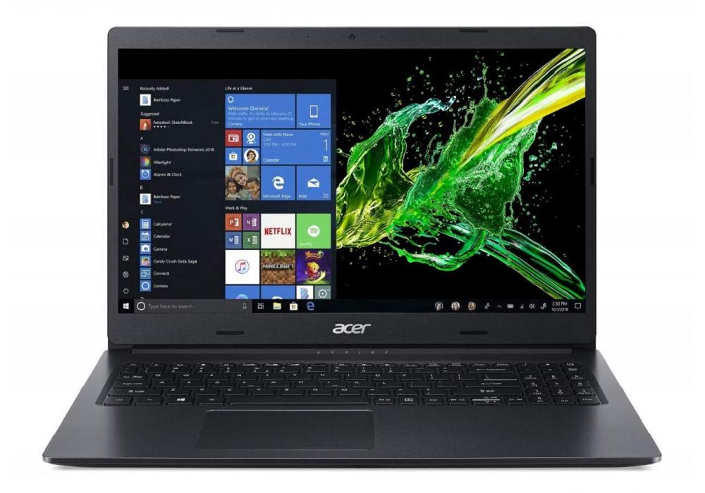 Acer Laptop Aspire A315-54-36KT Core i3 8th Generation BLACK
