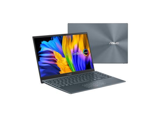 "Laptop Asus ZenBook UX325EA 13"" OLED  Core i5 11th Generation Pine Grey"