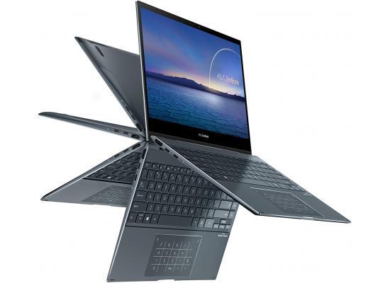 Laptop Asus Zenbook Flip 13 UX363 Core i5 10th Generation Pine Grey