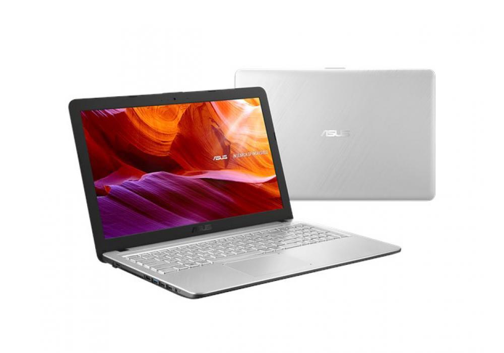 Laptop Asus  ASUS X543MA  DualCore  N4020 Transparent Silver