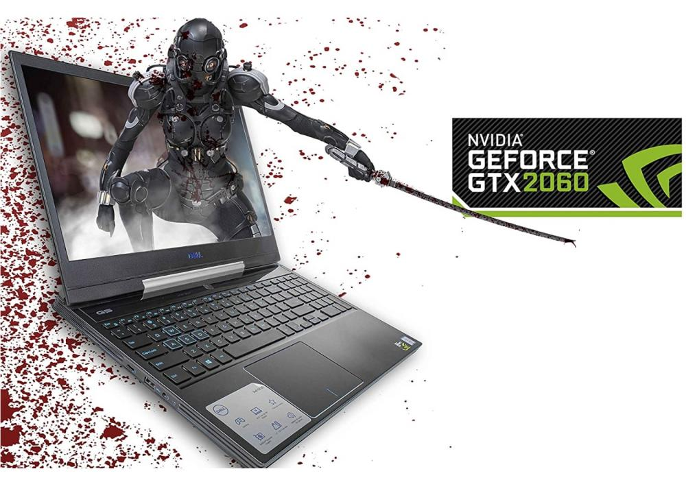 Laptop DELL G5 5590 GAMING CORE I7- 144 Hz Screen  9th Generation -RTX2060