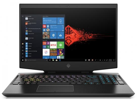 Laptop OMEN by HP Laptop 15-dh0007ne  144 Hz Screen  RGB Keyboard  9th Generation -GTX1660
