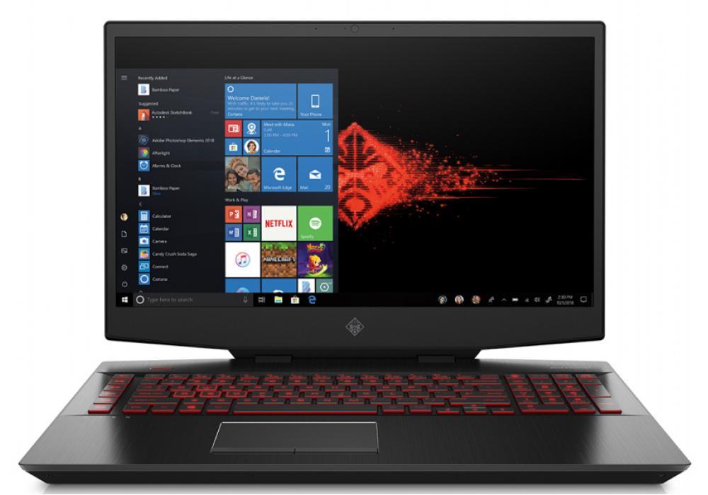 """OMEN by HP Laptop 15-dc1025cl -Core i7  9th Generation-RTX 2060-15.6"""""""