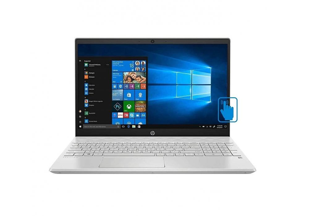 Laptop HP 15-dy1079ms  -Core i7 10th Generation Silver Touch Screen