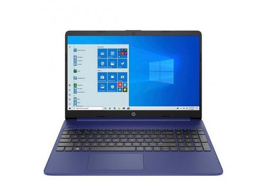 Laptop 15s-eq1010ne  DualCore 128GB SSD Indigo Blue
