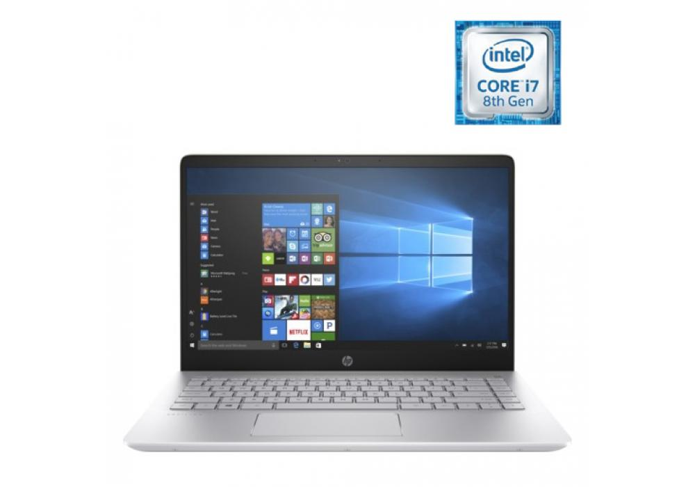HP Pavilion - 14-bf107ne-Core i7  8th Generation